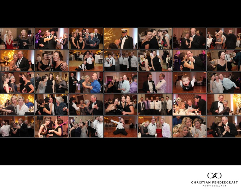 Omni Mt. Washington Hotel Wedding Album Page 30