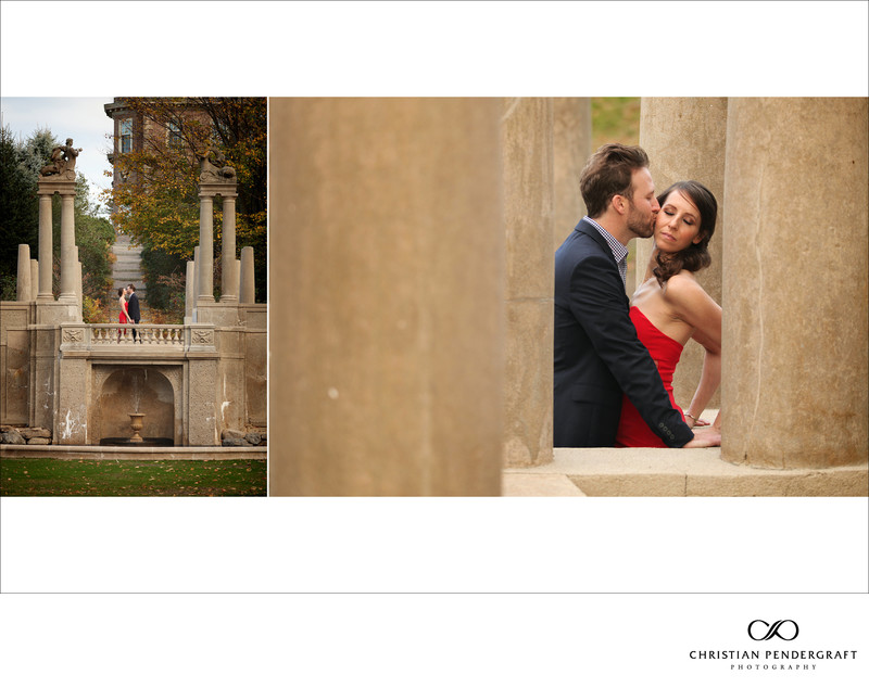 Beth and Jimmy's Engagement Session at The Crane Estate Page 8