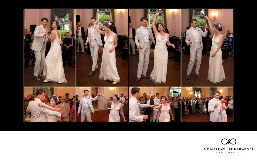 Heather and Greg's Glen Manor House Wedding Album Page 37
