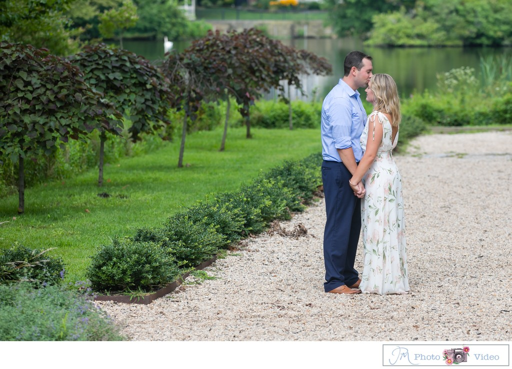Long Island Mansions Engagement Session