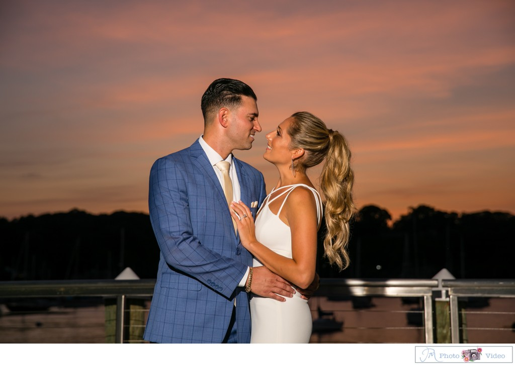 Harbor Club at Prime Engagement Photography