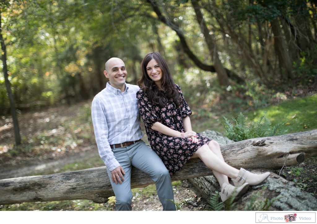 Peconic, NY Engagement and Wedding Photographer
