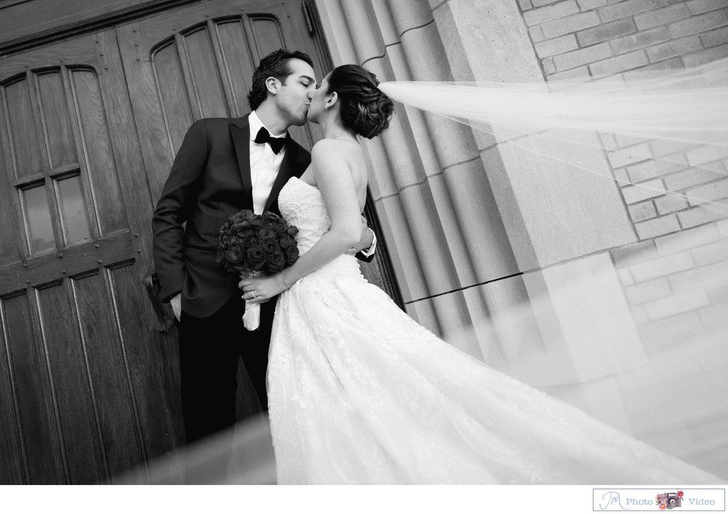 St. Agnes Cathedral Wedding Photographer