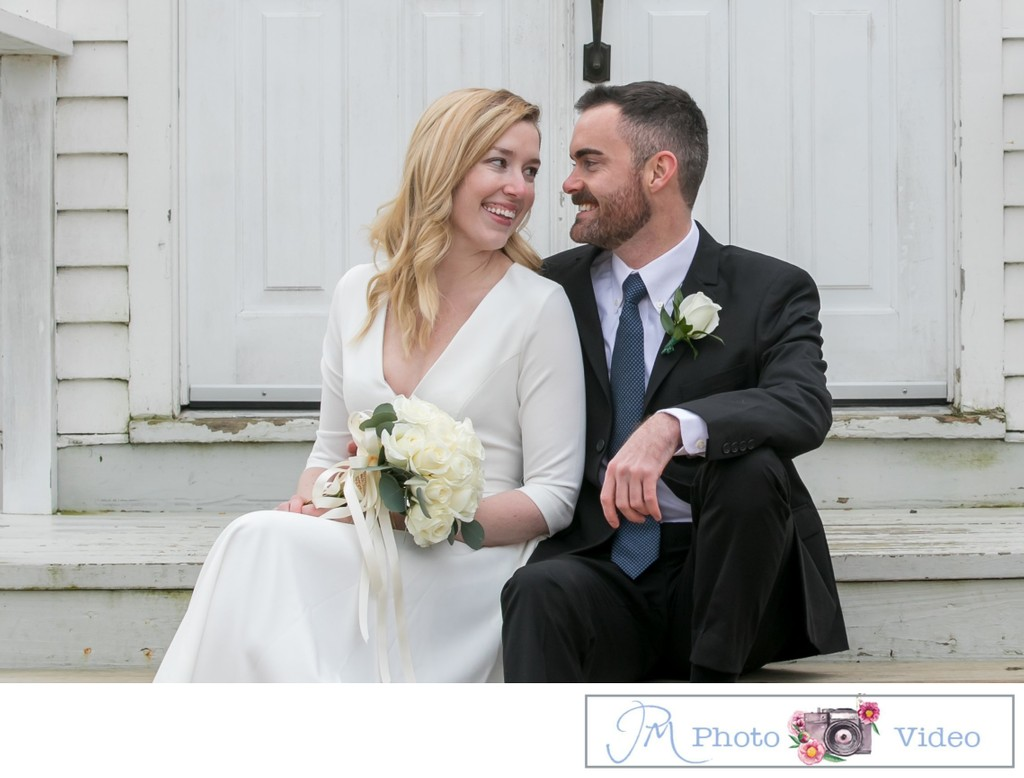 Long Island Intimate/Small Wedding Photographer