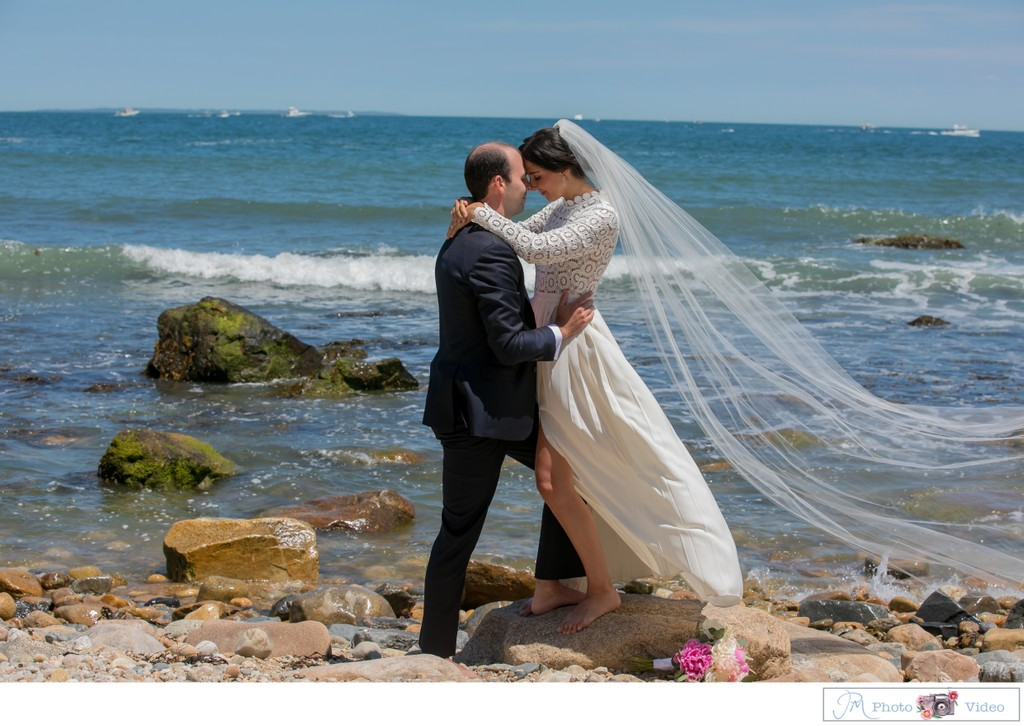 Montauk Lighthouse Wedding Photographer