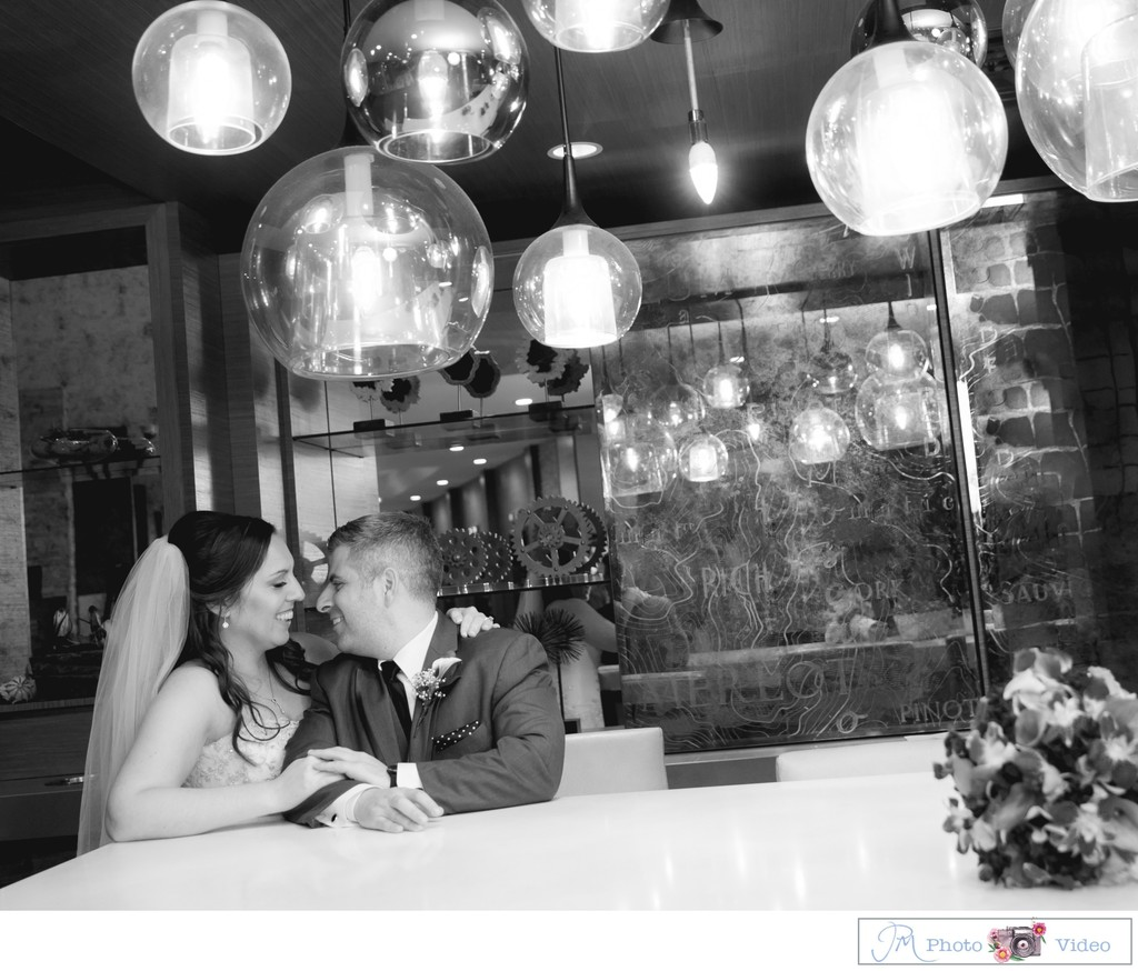 Long Island Jewish Wedding Photographer