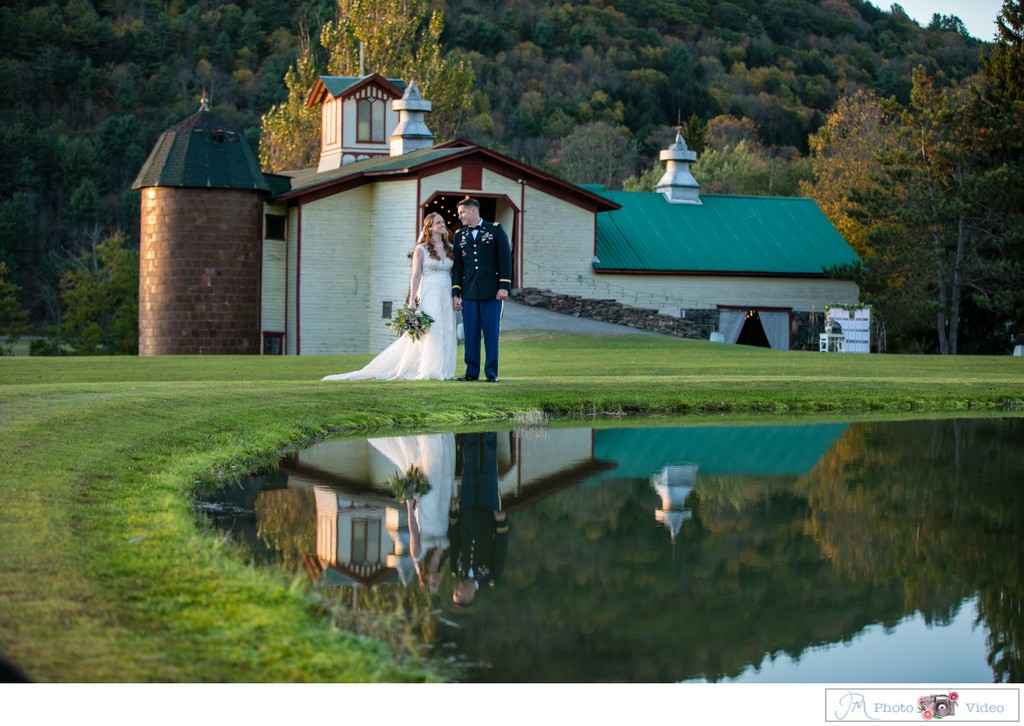 Maple Shade Farm Barn Wedding