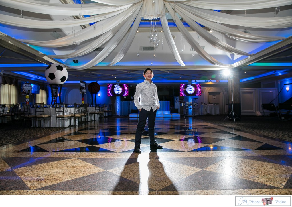 North Ritz Syosset Bar Mitzvah photography