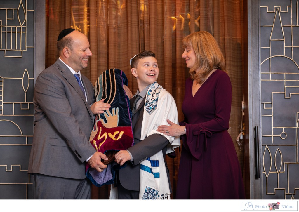 East Meadow Jewish Center Bar Mitzvah photography