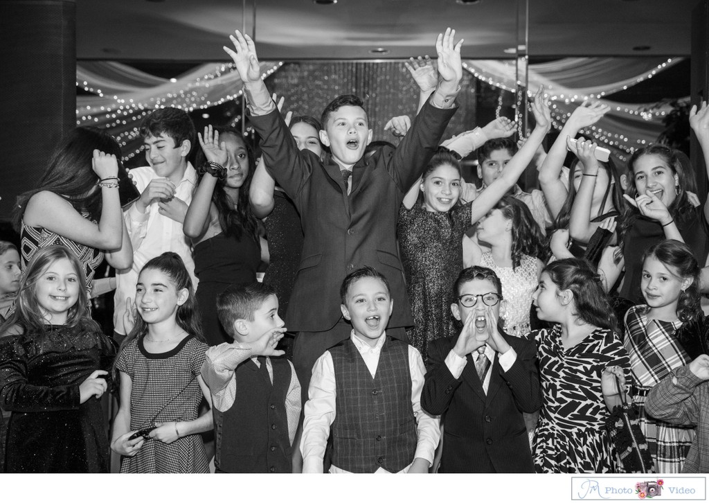 North Ritz Club Bar Mitzvah Photography