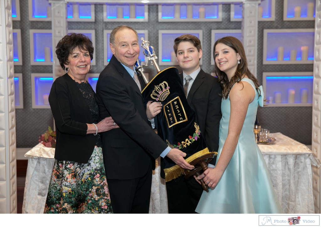 Chateau Briand Mitzvah Photographer