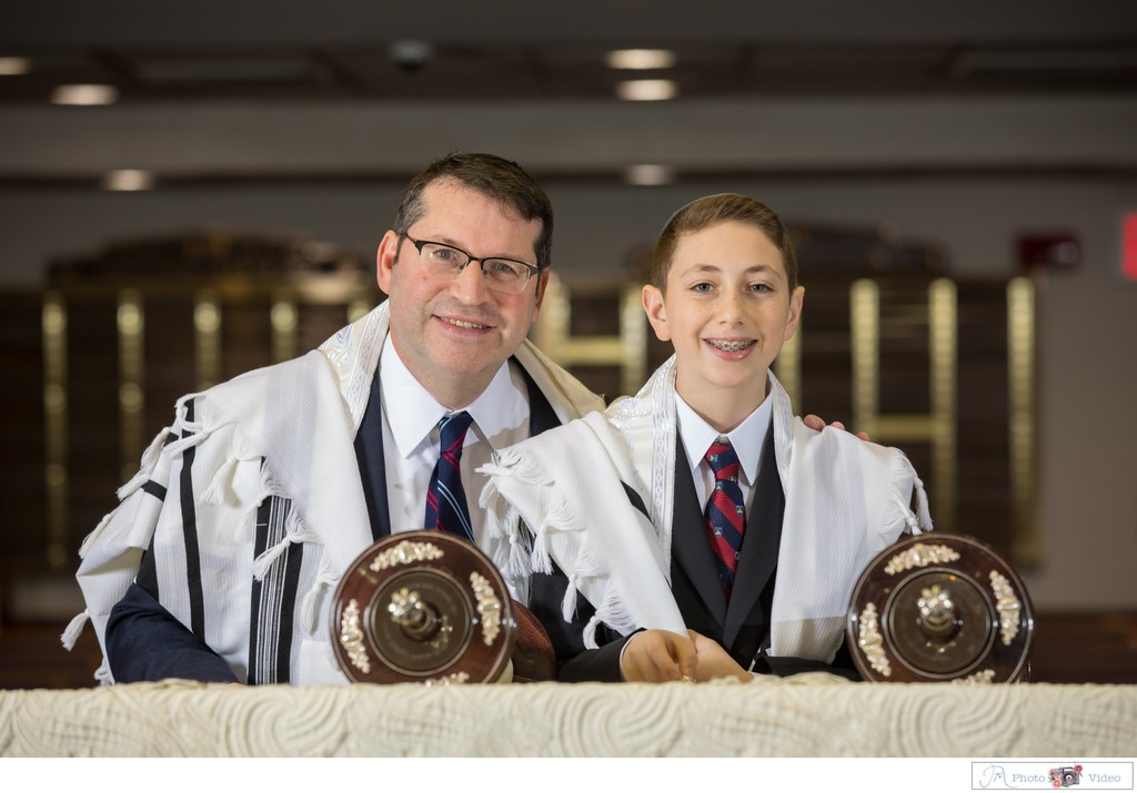 Temple Israel of Great Neck Temple Service Portraits