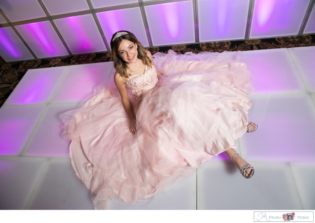 Oceanside Jewish Center Bat Mitzvah photography