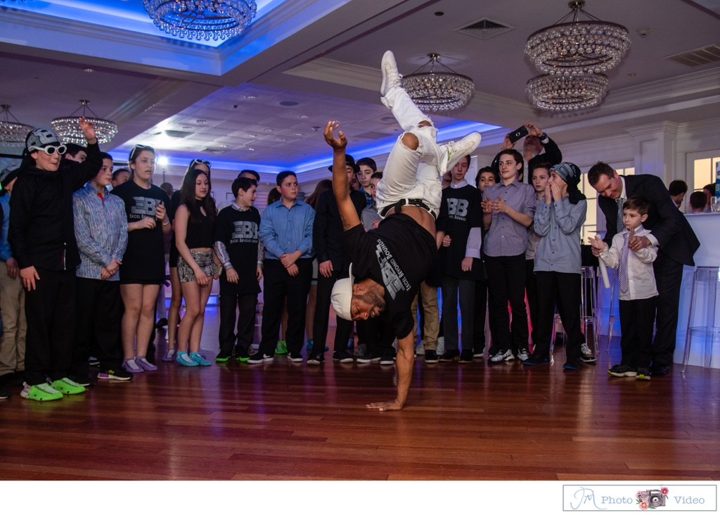 Watermill Caterers Bar Mitzvah Photographer