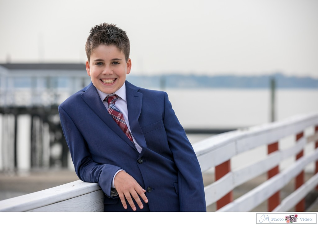 H on the Harbor Bar & Bat Mitzvah photographer