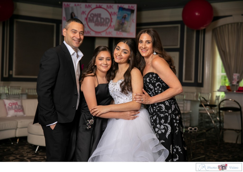 Temple Judea of Manhasset Bat Mitzvah Photographer