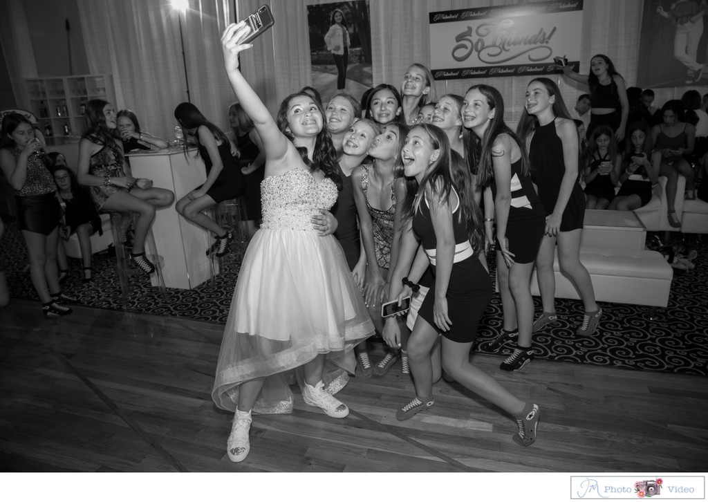 Plainview Jewish Center Bat Mitzvah photography