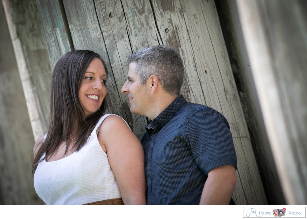 Long Island Engagement Session Portraits