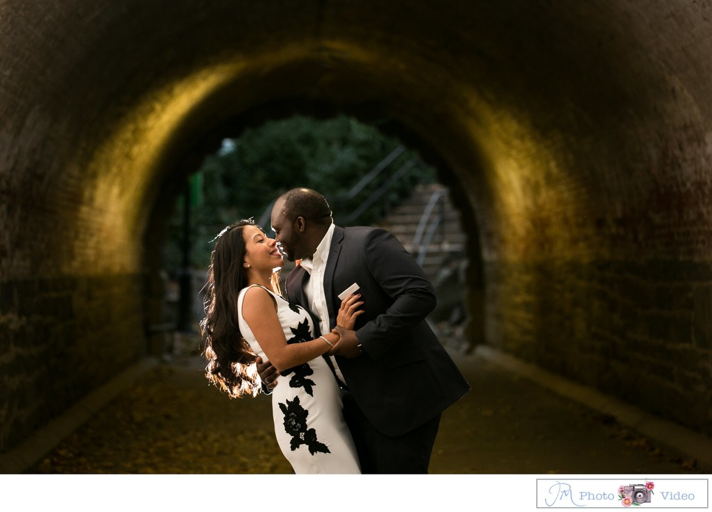 Central Park Engagement and Wedding Photographer