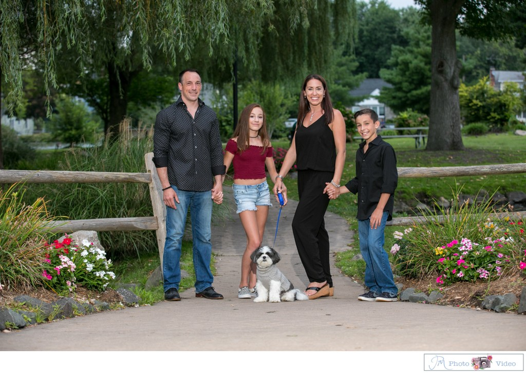 Best Huntington pet friendly photographer