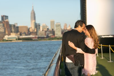 Hoboken, NJ Engagement & Wedding Photographer