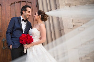 Rockville Centre Wedding Ceremony - St. Agnes Cathedral