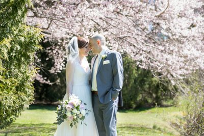 Flowerfield Celebrations Wedding Photographer in Spring