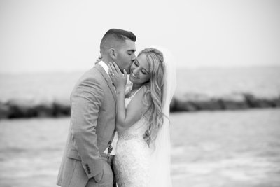 Lands End Waterfront Catering Wedding Photographer