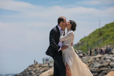 Best North Fork Wedding Photographers - Montauk