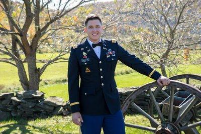 Long Island Military Wedding Photographer