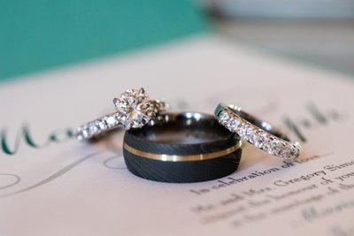 Engagement and Wedding Ring Inspiration - Land's End