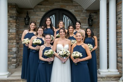 Harbor Club at Prime - Bridal Party Photos