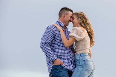 Long Island Engagement Session - How to Pose