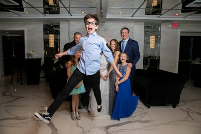 Temple Beth Torah Bat Mitzvah Photography