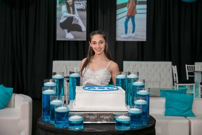 Temple Avodah Oceanside Bat Mitzvah photography