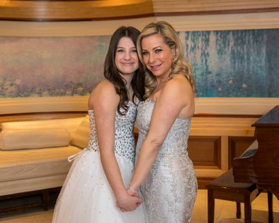 Chateau Briand Bat Mitzvah photography