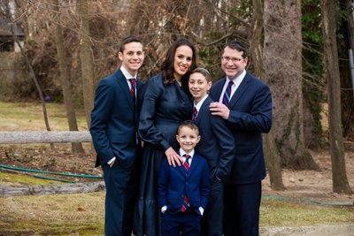 Long Island Family Portrait Photography
