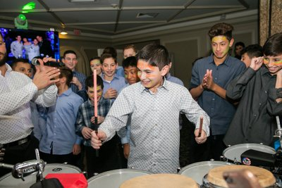 Best North Ritz Syosset Bar Mitzvah photographer