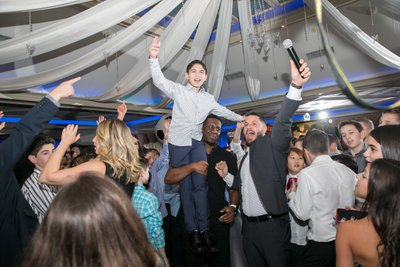 The North Ritz Club Bar Mitzvah