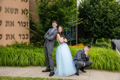 Temple Or Elohim Photography for Bar & Bat Mitzvahs