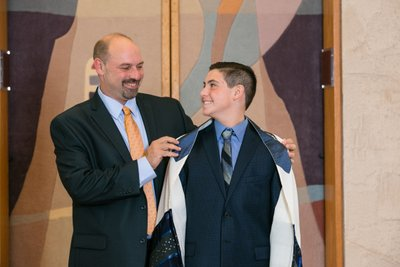 Temple Beth David Mitzvah Photographer