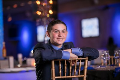 Temple Or Elohim Bar Mitzvah portrait photography