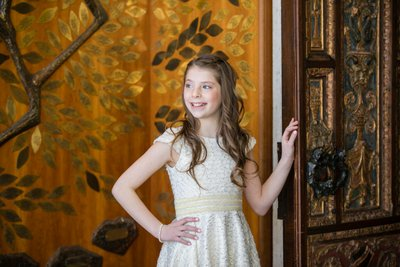 Temple Shaaray Tefila Bat Mitzvah photographer