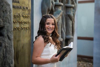 Plainview Jewish Center Bat Mitzvah portraits