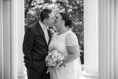 Temple Israel of Great Neck Jewish Wedding Photographer