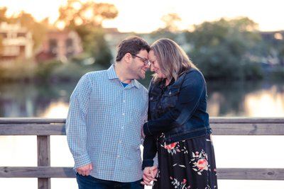 Jewish Engagement & Wedding Photographer
