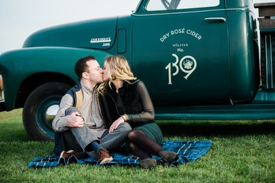 Wolffer Estate - East End Proposal Photographer