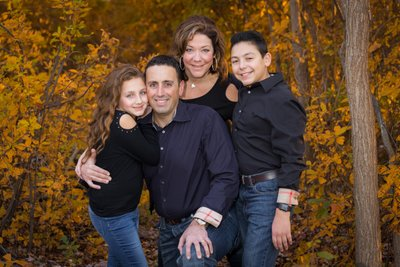 Best Long Island fall family portrait Photographer
