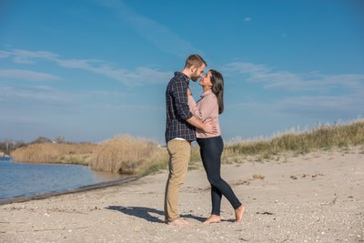 Sag Harbor Engagement and proposal photographer