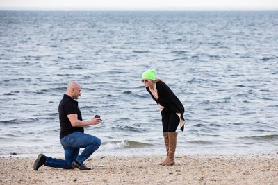 Long Island's #1 Proposal Photographer